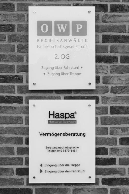 Haspa Duvenstedt öffnungszeiten owp rechtsanwälte hamburg